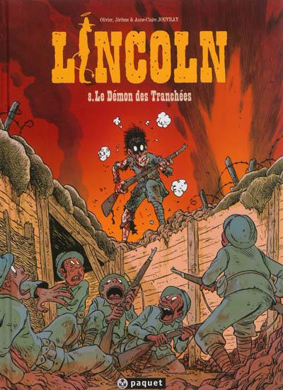 Lincoln. Vol. 8. Le démon des tranchées