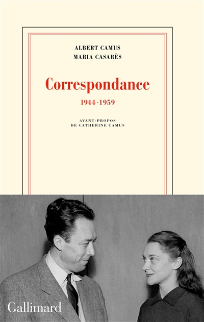 Correspondance : 1944-1959 | Albert Camus, Auteur
