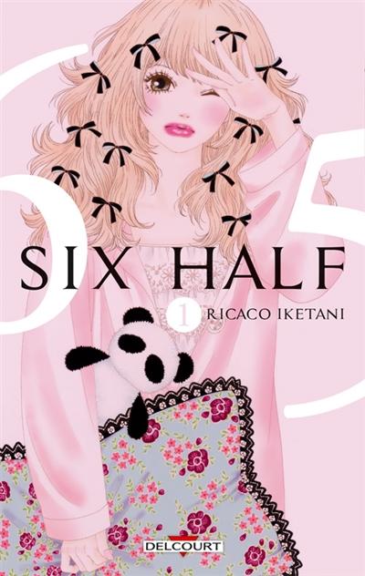 Six half. 1 | Rikako Iketani. Auteur