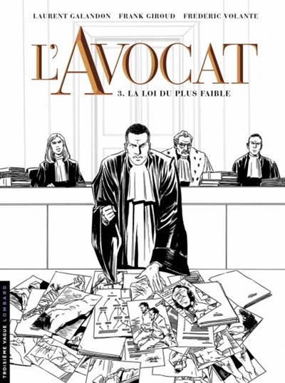 loi du plus faible (La) | Laurent Galandon, Auteur