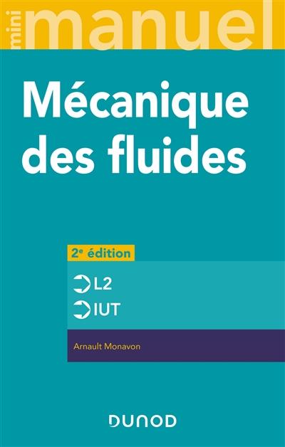 Mécanique des fluides : L2, IUT