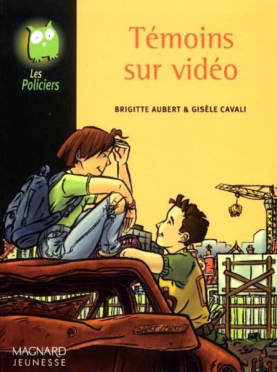 Témoins sur vidéo : duo de choc / Brigitte Aubert & Gisèle Cavali | Aubert, Brigitte (1956-....). Auteur