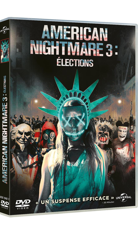 American Nightmare 3 : Elections / James Demonaco | Demonaco, James. Monteur. Compositeur