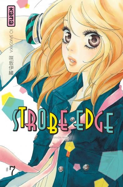 Strobe edge. 7   Io Sakisaka. Auteur