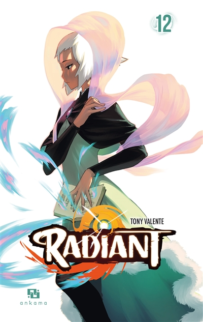Radiant. 12 / Tony Valente   Valente, Tony (1984-....). Auteur