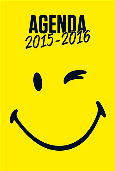 Smiley world : agenda 2015-2016