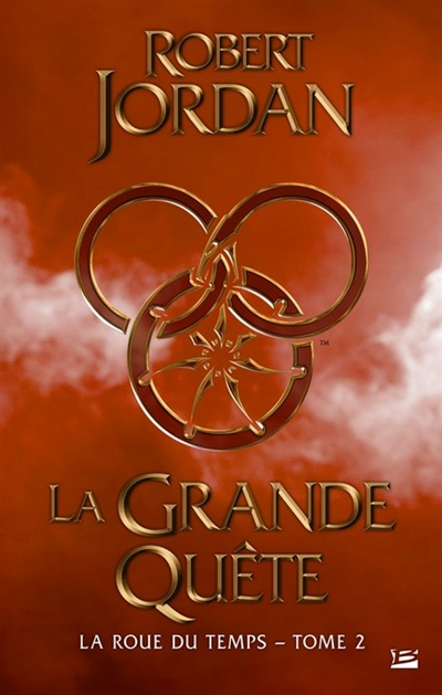 grande quête (La) | Jordan, Robert (1948-....). Auteur