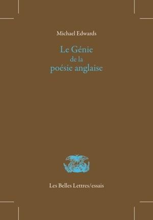 Le génie de la poésie anglaise