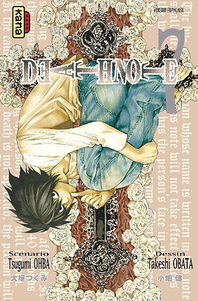 Death note. 07 : manga / scénario Tsugumi Ohba | Obata, Takeshi. Auteur