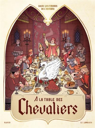 À la table des chevaliers / scénario, Isabelle Bauthian | Bauthian, Isabelle. Auteur