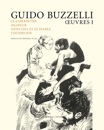 Oeuvres. 1 | Buzzelli, Guido (1927-1992). Scénariste. Illustrateur