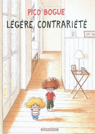 Légère contrariété / Dominique Roques | Roques, Dominique (1948-....). Auteur