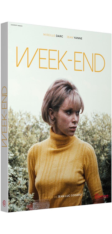 Week-end / Film de Jean-Luc Godard  | Godard, Jean-Luc. Metteur en scène ou réalisateur. Scénariste