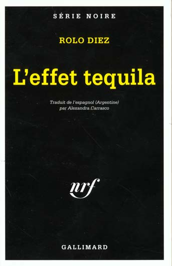 L' Effet téquila / Rolo Diez | Diez, Rolo (1940-....)