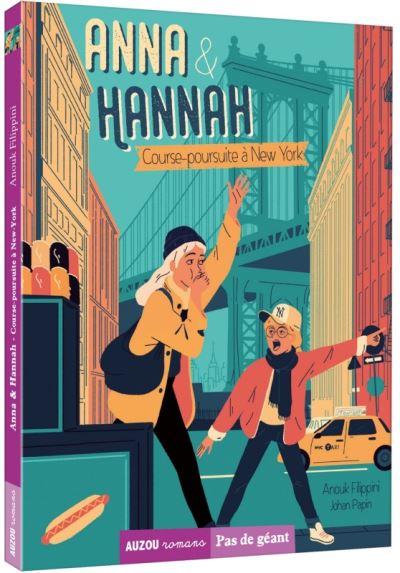 Anna & Hannah. Course-poursuite à New York