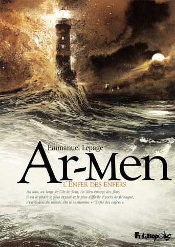 Ar-Men : L'enfer des enfers | Lepage, Emmanuel. Auteur