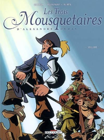 Les Trois mousquetaires / d'Alexandre Dumas | Morvan, Jean-David. Auteur