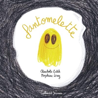 Fantomelette | Erlih, Charlotte. Auteur