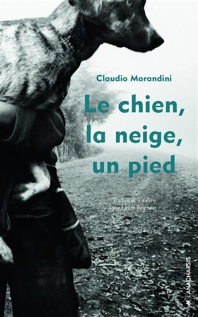 Le chien, la neige, un pied / Claudio Morandini | Morandini, Claudio. Auteur