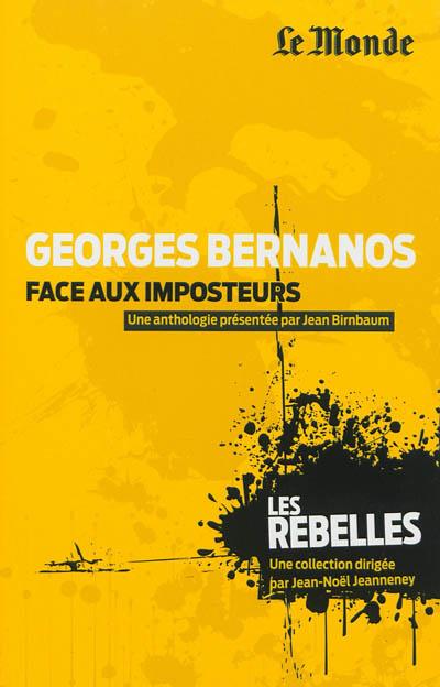 Georges Bernanos : face aux imposteurs