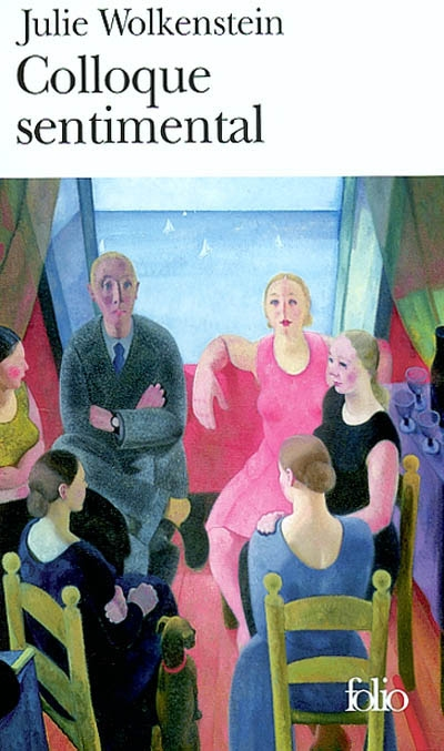 Colloque sentimental | Julie Wolkenstein (1968-....). Auteur