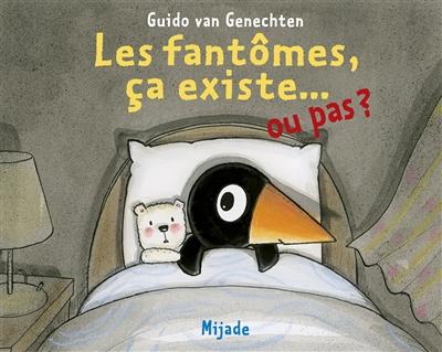 fantômes, ça existe, ou pas ? (Les) | Van Genechten, Guido (1957-....). Auteur