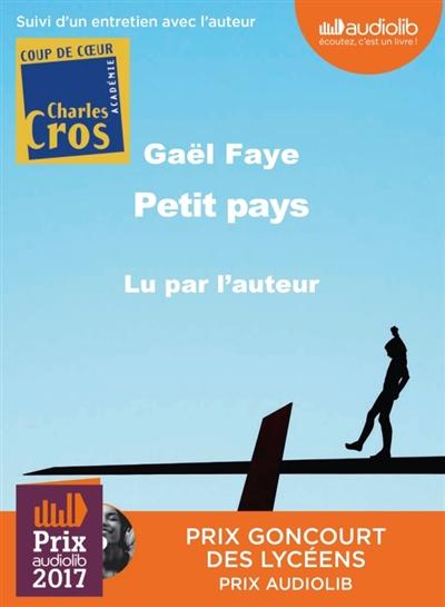 Petit pays / Gaël Faye | Faye, Gaël