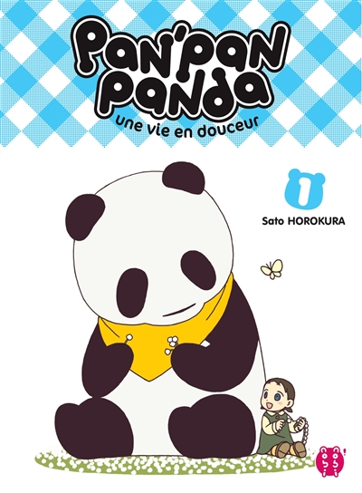 Pan'Pan panda. 1   Horokura, Sato. Auteur