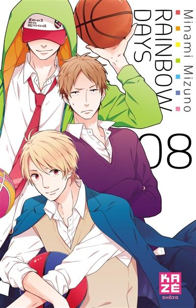 Rainbow days. Vol. 8