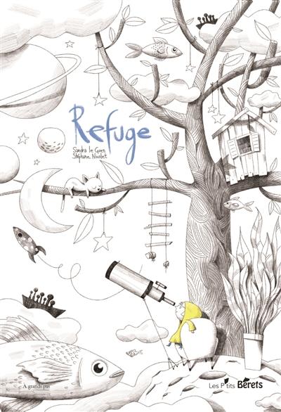 Couverture de : Refuge