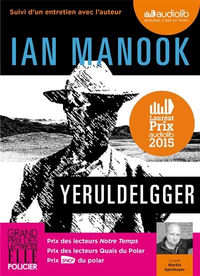 Yeruldelgger / Ian Manook   Manook, Ian. Auteur