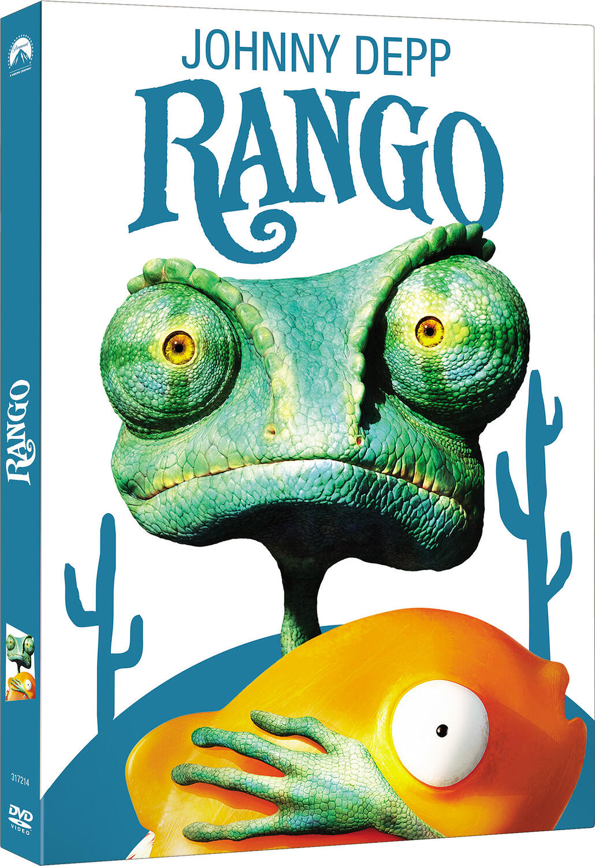 Rango / un film de Gore Verbinski   Verbinski, Gore. Metteur en scène ou réalisateur. Scénariste