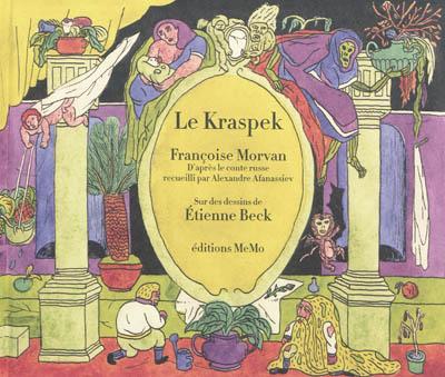Le Kraspek / Françoise Morvan | Morvan, Françoise (1958-....). Auteur