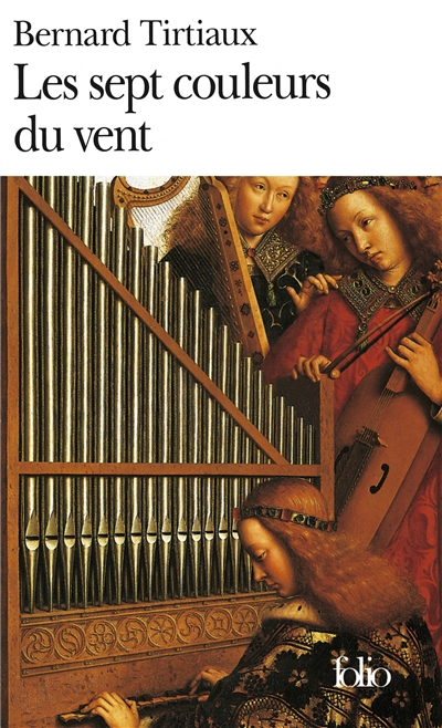 Les sept couleurs du vent | Tirtiaux, Bernard (1951-....). Auteur