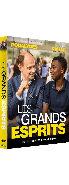 Les Grands Esprits / Film de Olivier Ayache-Vidal | Ayache-Vidal, Olivier. Metteur en scène ou réalisateur. Scénariste