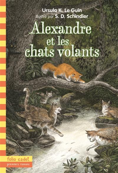 Alexandre et les chats volants |