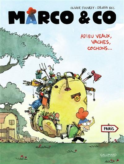 Marco & Co. Vol. 1. Adieu veaux, vaches, cochons...