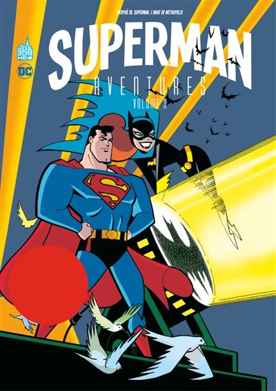 Superman aventures. 3   Vokes, Neil. Illustrateur