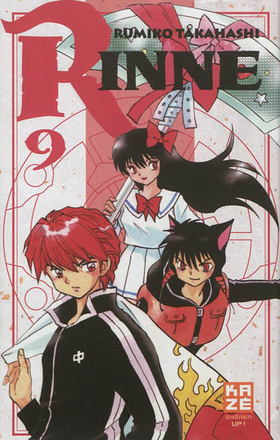 Rinne. 9, ,  9 | Takahashi, Rumiko (1957-....). Auteur