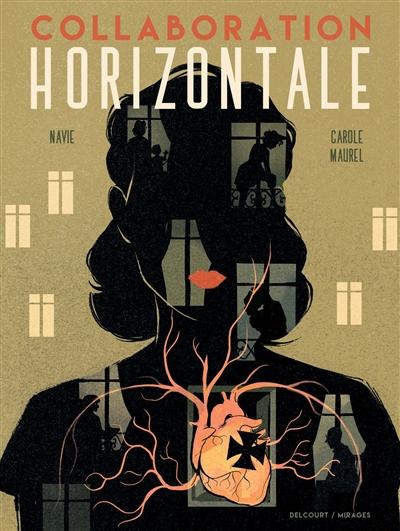 Collaboration horizontale / scénario Navie | Mademoiselle Navie. Auteur