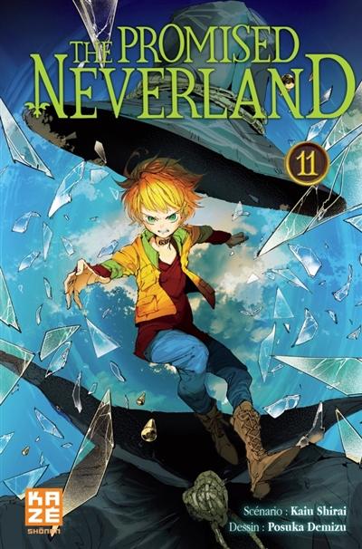 The promised Neverland. 11 | Kaiu Shirai, Auteur