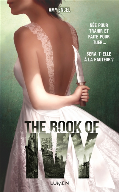 The book of Ivy | Engel, Amy. Auteur
