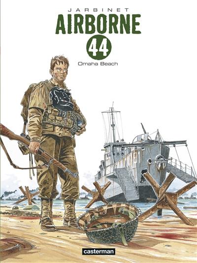 Airborne 44. Vol. 3. Omaha Beach