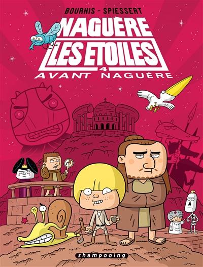 Avant Naguère   Bourhis, Hervé. Auteur