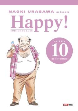 Happy ! : édition de luxe. Vol. 10. He's my coach !