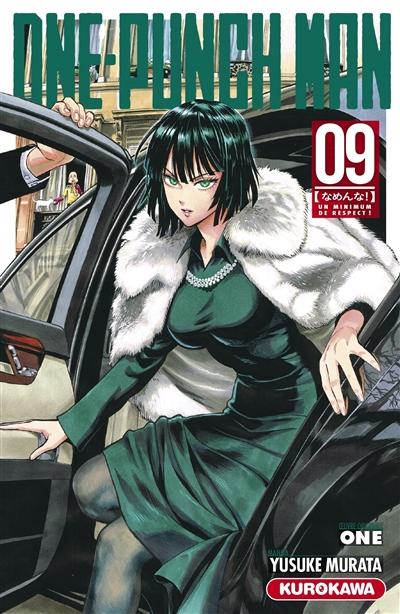 One-punch man. 9, Un minimum de respect / manga Yusuke Murata | Murata, Yusuke. Auteur