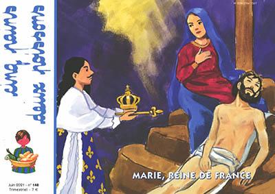 Cinq pains, deux poissons, n° 148. Marie, reine de France