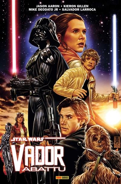 Star Wars : Vador abattu | Aaron, Jason. Auteur