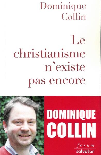 Le christianisme n'existe pas encore