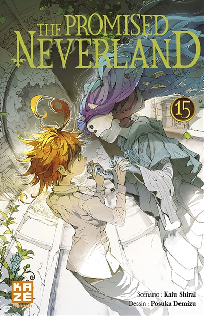 The promised neverland. 15, L'entrée |